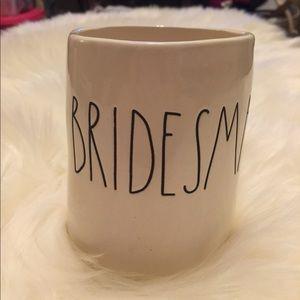 Rae Dunn Bridesmaid Coffee Mug